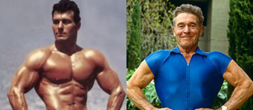 Hosszú és aktív élet - bemutatja Jack Lalanne, a fitness keresztapja