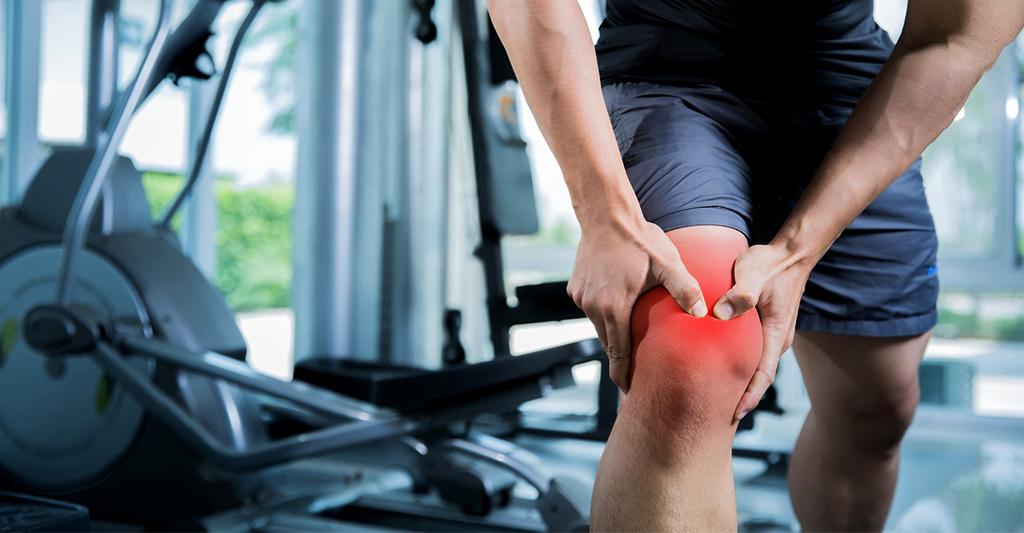 térdízületi sérülések a sérülés után)